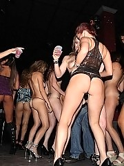 Check out this amazing 10 girl group sex orgy hot club fucking pics